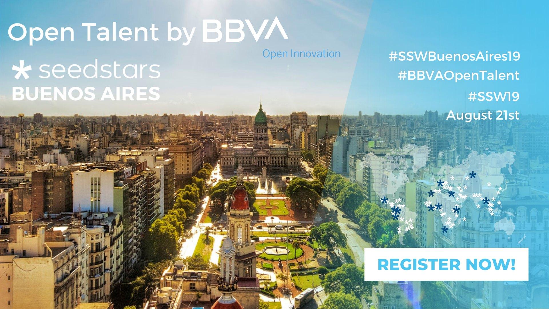 Seedstars Buenos Aires 2019 Llega En Pos Del Mejor Startup